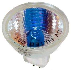 HB4, лампа галогенная, 35W 12V MR16/G5.3 супер белая