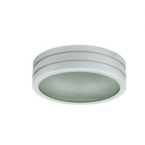 """AL118,  светильник направленного света, 50W MR16 G 5,3 12V , """"круг"""" серебристый"""