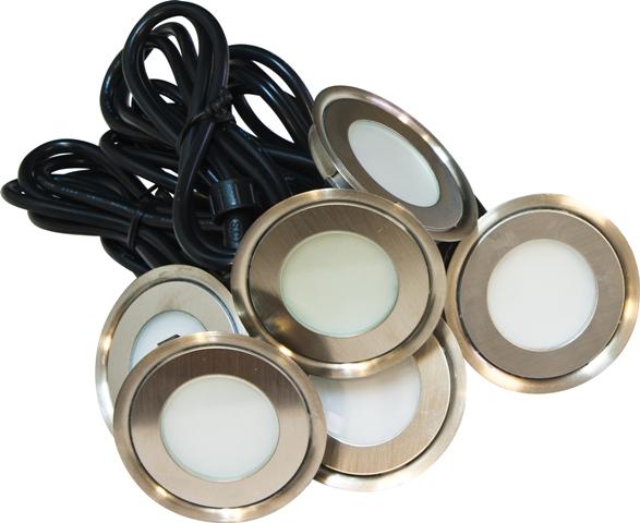 Купить светильники для установки в пол