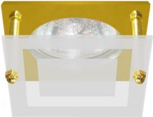 BS3159-P2-10, светильник потолочный, MR16 G5.3 золото