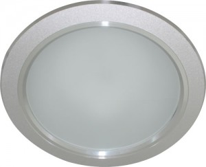 AL192, светильник со светодиодами, LED 15*1W  230V, круг