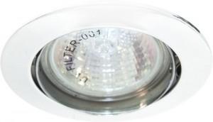 DL308, светильник потолочный, MR16 50W G5.3 белый