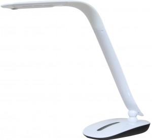 DE1715, Светильник настольный, COB LED 7W 12V c проводом 140см, белый