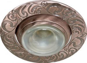 AL1005, светильник потолочный, античная медь