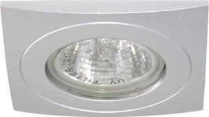 DL231, светильник потолочный, MR16 G5.3 алюминий
