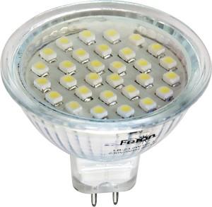 LB-23, лампа светодиодная, 30LED(2W) 230V G5.3 синий