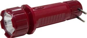 FH-4 (SS-9980) 1LED аккум.фонарь DC, красный/синий