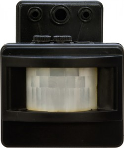 SEN14/LX01, датчик движения накладной, 1200W 12m 120° черный
