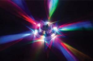 LB-801 Диск-лампа для светомузыки