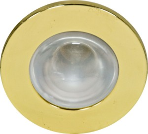 Светильник потолочный, R63 Е27 золото, 1714