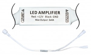 LD52 усилитель для ленты мультиколор