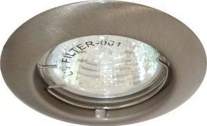 DL110А, светильник потолочный, MR11 G4.0 титан