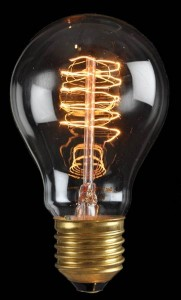 Standart Deluxe, лампа декоративная, 240V 60W E27