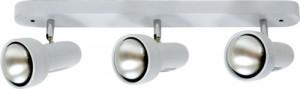 Светильник настенный, 3xR63 Е27 белый, RAD63-3