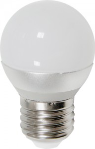LB-35, лампа светодиодная, 1LED(3W) 230V E27 7000K