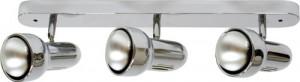 Светильник настенный, 3xR63 Е27 хром, RAD63-3