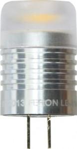 LB-414, лампа светодиодная капсульная, 1LED (3W) 12V G4 4000K