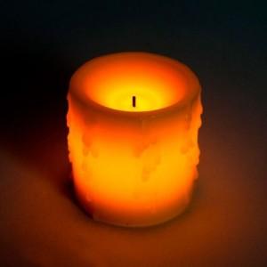 """FL069 Светодиодная """"свеча"""""""