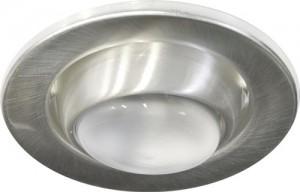 Светильник потолочный, R39 Е14 серебро, 2712