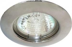 DL110А, светильник потолочный, MR11 G4.0 хром