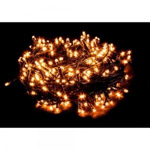 CL07, гирлянда линейная, цвет свечения - теплый белый (3300К)
