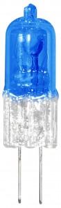 HB2, лампа галогенная, 35W 12V JC/G4.0  супер белая