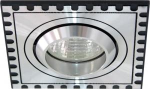 CD2320, светильник потолочный, MR16 G5.3 алюминиевый