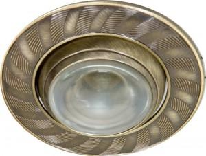 AL1004, светильник потолочный,  античное золото
