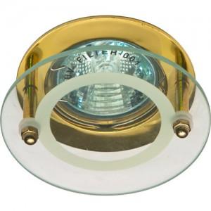 BS3183, светильник потолочный,  MR16 50W G5.3 золото