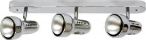 Светильник настенный, 3xR50 Е14 хром, RAD50-3
