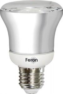 ELR61, лампа энергосберегающая, 15W 230V E27 2700K зеркальная R63