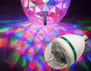 LB-800 Диско-лампа шар