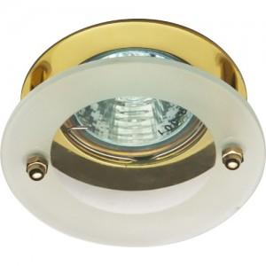 BS3181, светильник потолочный,  MR16 50W G5.3 золото