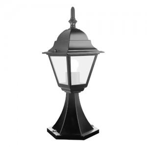 4104, светильник садово-парковый,  60W 230V Е27 черный