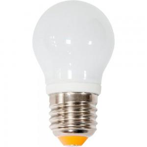 LB-81, 2700К Е27 6LED(3W) 230V G45 стекло, лампа светодиодная