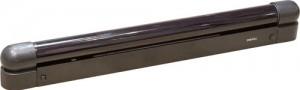 САВ31B/TL3016,  светильник с ультрафиолетовой лампой, 15W Т8, черный