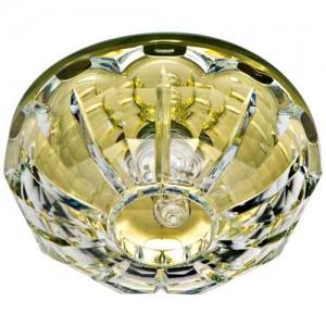 JD180, светильник потолочный, JCD9 35W G9 хром, желтый