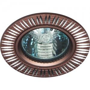 GS-M369BR, светильник потолочный, MR16 50W G5.3 коричневый