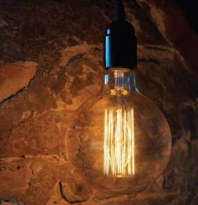 Mega Edison, лампа декоративная, 240V 60W E27