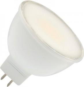 LB-96, Лампа светодиодная, 16LED (6W) 230V G5.3 2700K