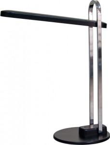 DE1722 Настольная светодиодный светильник 8W черный