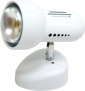 Светильник настенный, 1xR50 Е14 белый, RAD50S