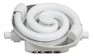 ERS-9, лампа энергосберегающая, 9W R7s 4000K спираль