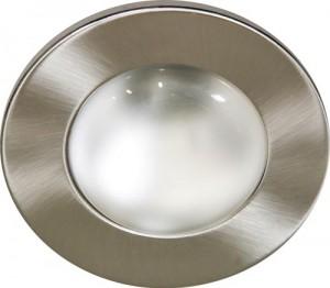 Светильник потолочный, R50 E14 матовый хром, 1713