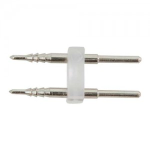 Соединитель для светодиодной ленты 230V LS704 ( 3528)  strip to strip, LD114