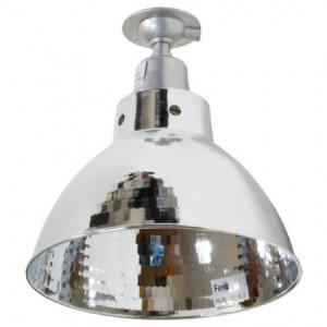 """HL38, прожектор """"купол"""" 12"""" 60W 230V E27 (продажа только с патроном)"""