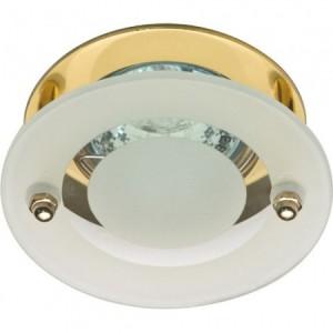 BS3180, светильник потолочный,  MR16 50W G5.3 золото