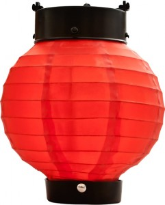 E46, светильник садово-парковый на солнечной батарее, китайский фонарик