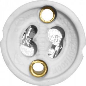 LH32, патрон керамический для галогенных ламп, 230V GU10