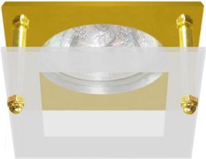 BS3159-P2-12, светильник потолочный, MR16 G5.3 золото